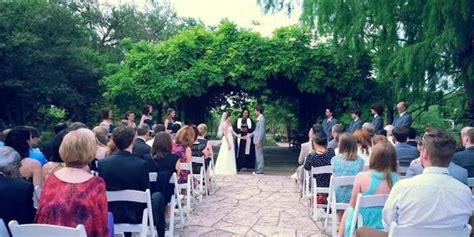 San Antonio Botanical Garden Wedding San Antonio Botanical Garden Weddings Get Prices For Wedding Venues