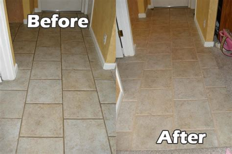 Grout Cleaning Before And After Grout Cleaning Before And After Increase Profits With
