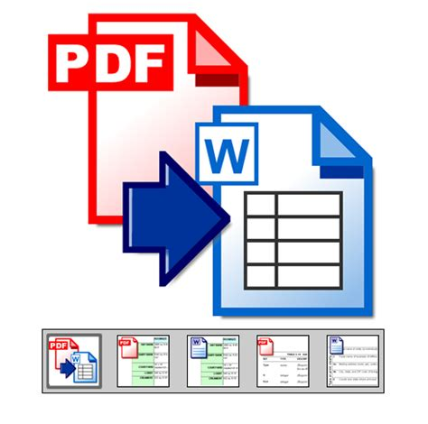 extract tables    word  documents  word  converter