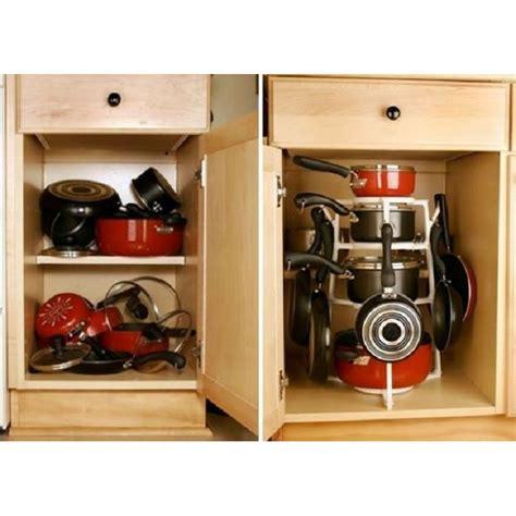 Rak Organizer Alat Dapur bima portable pan tree rak panci dapur pan storage organizer harga spesifikasi toko1001 id