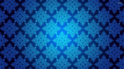 Blue Pattern Vintage Background   blue vintage pattern wallpaper