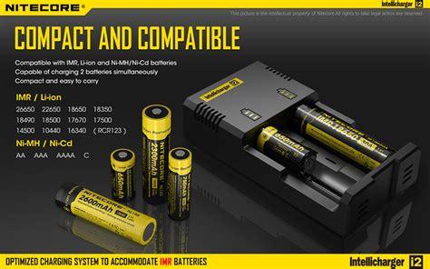 Efest Imr 18650 Li Mn Battery 2900mah 37v 35a With Flat Top Baterai nitecore intellicharger universal battery charger 2 slot