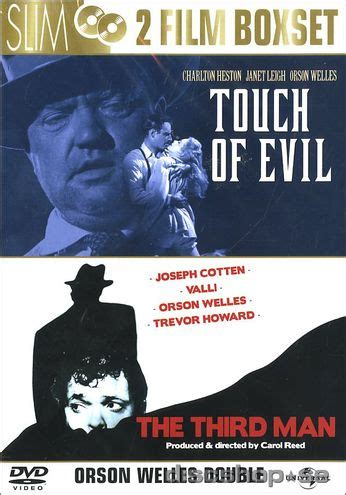 se filmer touch of evil gratis touch of evil third man 2 disc dvd discshop se