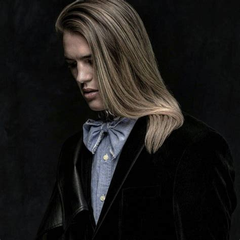 over lap hair 55 cool shoulder length hairstyles for men the elegance