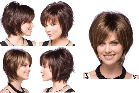 bob with bangs hairstyles for overweight women hairstyles for fine hair over 50 overweight women short