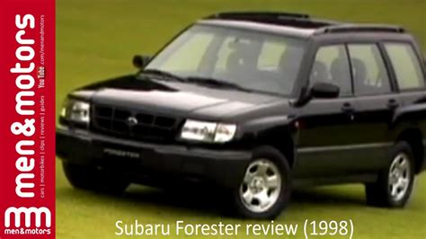 1998 Subaru Forester Review by Subaru Forester Review 1998