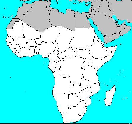 map of sub saharan africa sub saharan africa new world encyclopedia
