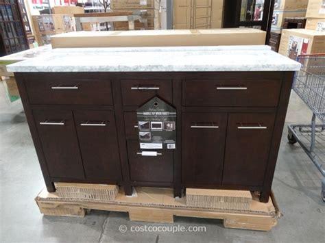 carolina 60 white double vanity by lanza lanza products 60 inch italian carrara marble top wood vanity