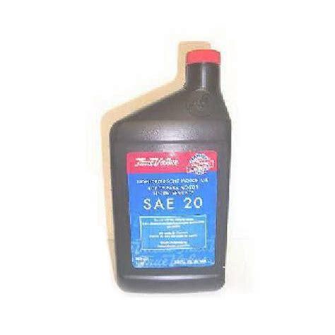 non detergent motor olympic 363853 sae20 master mechanic non detergent