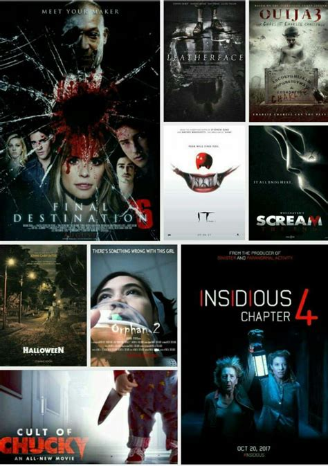 film horror coming soon 2017 upcoming horror movies 2017 2018 part 2 9gag