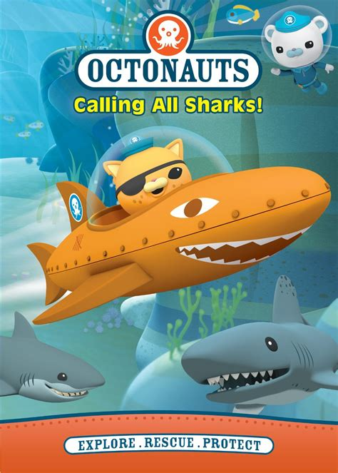 Sharks Giveaway - octonauts calling all sharks dvd review giveaway 187 connected2christ