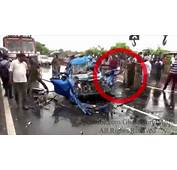 Real GHOST Caught On Tape After Fatal Car Crash Accident  Ghost