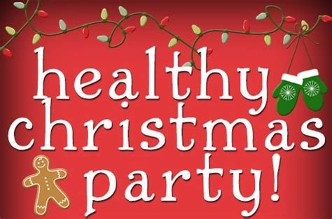 healthy school christmas party games for kids food art