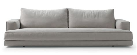 nathan couch contemporary sofas in leather fabric sofas modern design