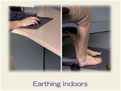 the benefits of earthing grounding with barefoot earthfx