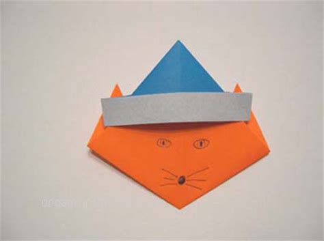 Origami Pirate Hat - how to make an origami pirate hat 28 images how to