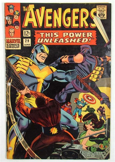 Comic Book 12 vintage no 29 comic book 12 cent cover