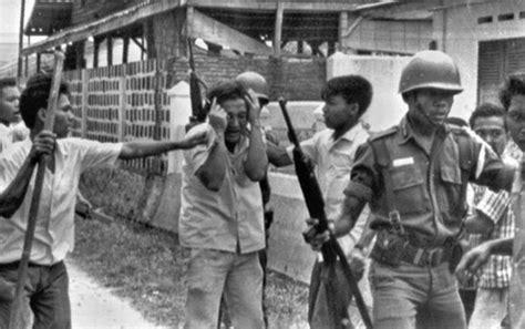 Jenderal Besar Nasution G30 S Pki oprasi dan upaya penumpasan g 30 s pki