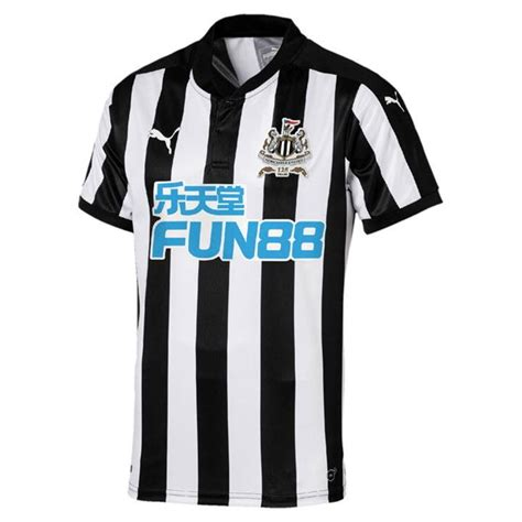 Obral Jersey Newcastle Home newcastle united home shirt 2017 2018 newcastle united football shirts