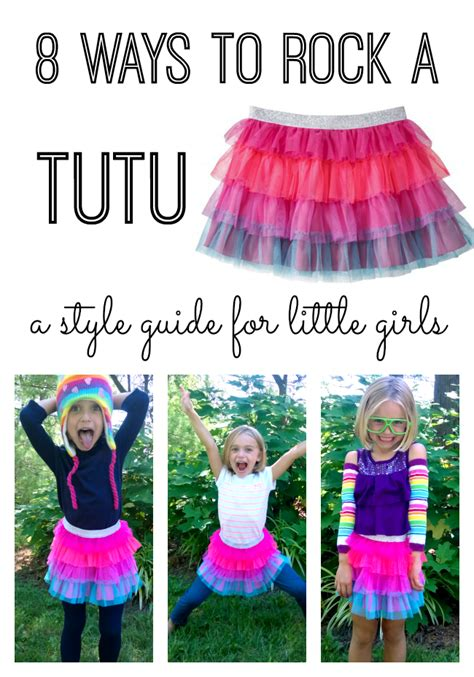 8 Ways To Discover New by 8 Ways To Wear A Tutu My And
