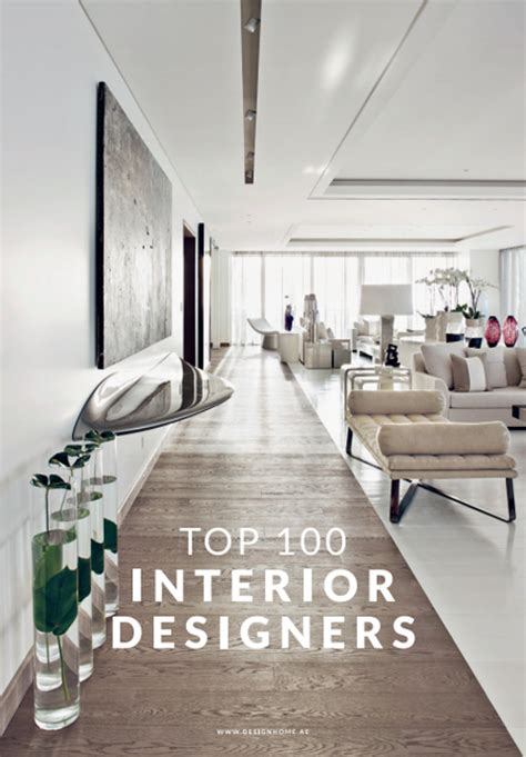 top 100 interior designers dining and living room
