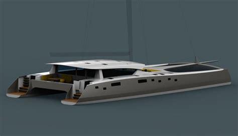 catamaran mast design 24m custom performance cruising catamaran owen clarke