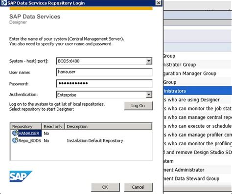 tutorial sap bods sap bods repository creating and updating
