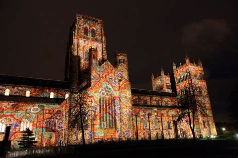 durham city lights up for lumiere festival preview