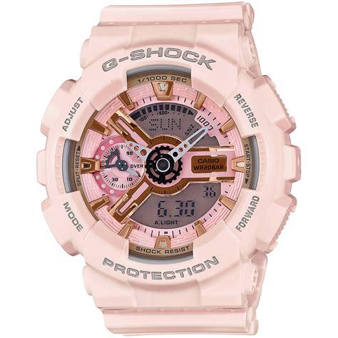 Gshock Series g shock s series gmas110mp 4a1 pink casio