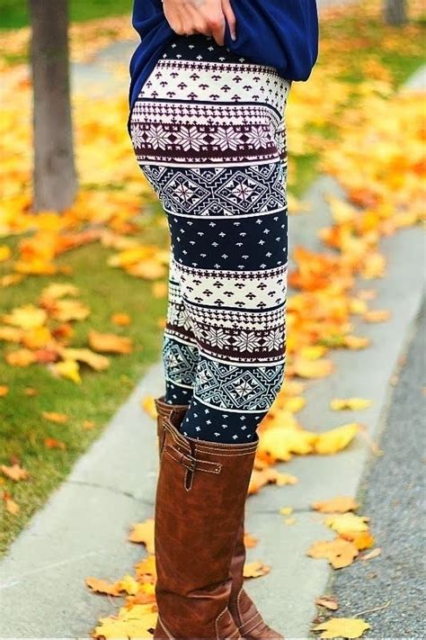 winter pattern leggings outfits 21 best my polyvore edits fall winter images on
