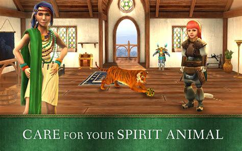 spirit animals apk   adventure game