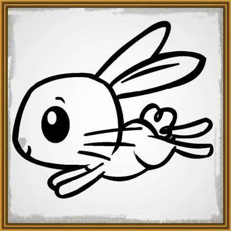 dibujos para colorear de conejitos bebes bellas y tiernas imagenes de conejitos para pintar