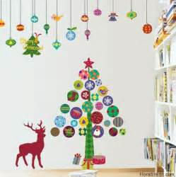 Your walls with these interesting christmas wall decorations ideas