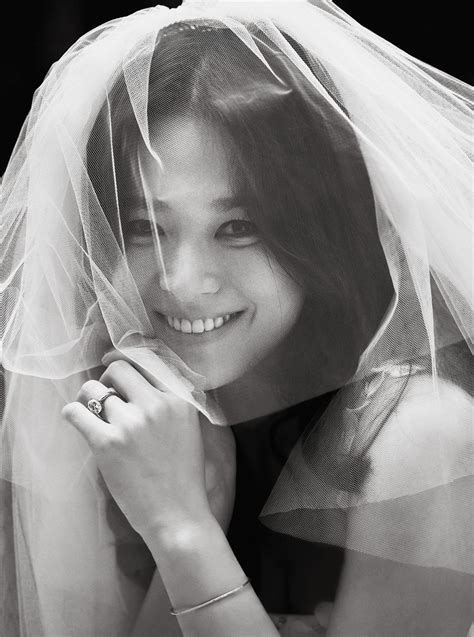 yoo ah in song song wedding song joong ki and song hye kyo release gorgeous wedding