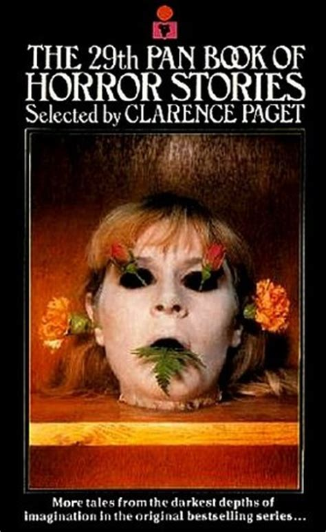 the story of pan books the 29th pan book of horror stories by clarence paget