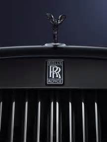 Rolls Royce Badges Rolls Royce Introduces New Black Badge Trim For Ghost And