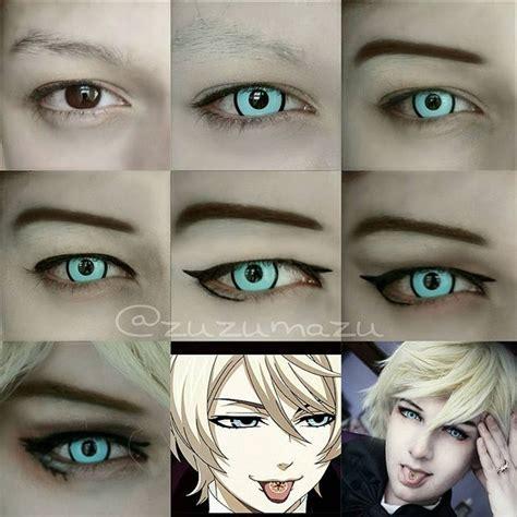 tutorial make up cosplay pemula best 25 anime eye makeup ideas on pinterest cosplay