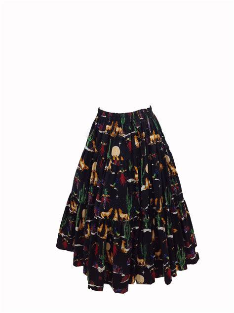 s cotton skirt