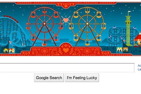 doodle wheel s day doodle also marks birthday of