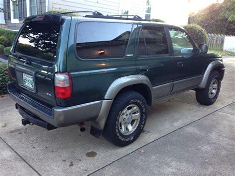 2000 Toyota 4runner Reviews 2000 Toyota 4runner Pictures Cargurus