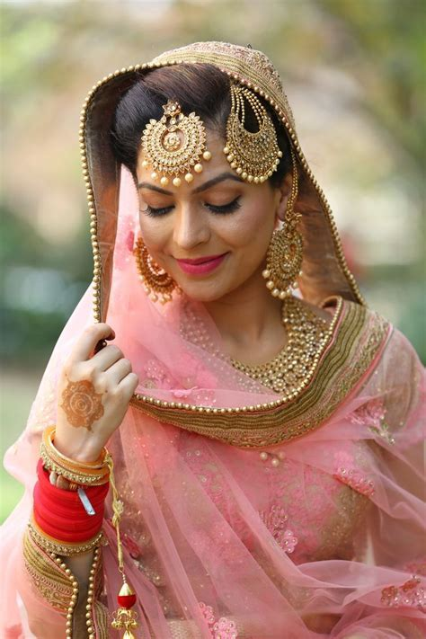 25  best ideas about Punjabi Bride on Pinterest   Indian