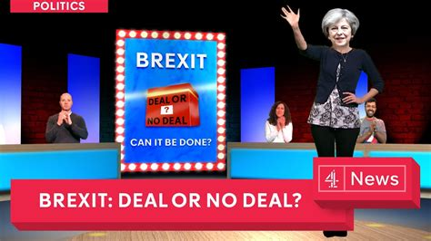 Deal Or No Deal Meme - deal or no deal the brexit edition youtube