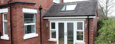 single storey extension kitchen extensions housetohome builders stoke on trent staffordshire professional