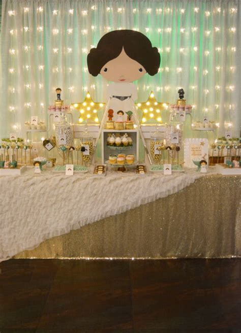 Wars Baby Shower Decorations by J Special Events Wars Baby Shower Featuring