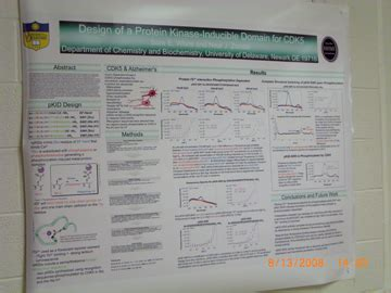 j protein chem 2008 symposium abstracts from chemistry and biochemistry