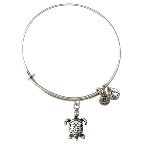Sea Turtle Charm Bangle Alex and Ani   turtle stuff i love   Pinterest   Fashion, Bracelets and