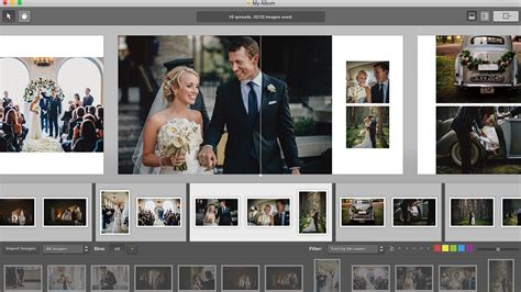 Wedding Album Design Software For Mac by Smartalbums Album Design Software For Photographers