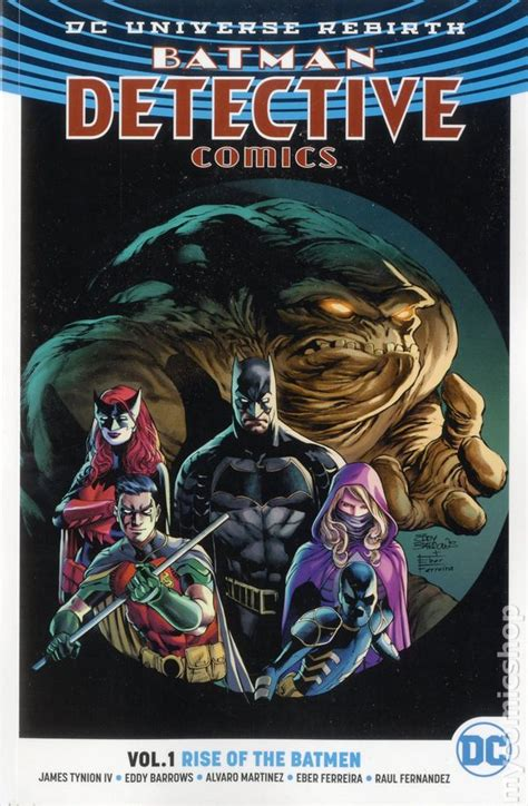 Dc Comics Batman Detective Comics 961 September 2017 batman detective comics comic books issue 1