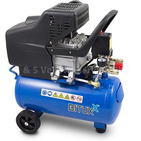Kompressor Liefermenge Lackieren by Bituxx 174 Druckluftkompressor 24l Kompressor Mit 13 Tlg