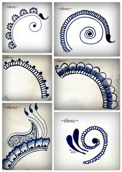 1000 images about step by step henna on pinterest henna